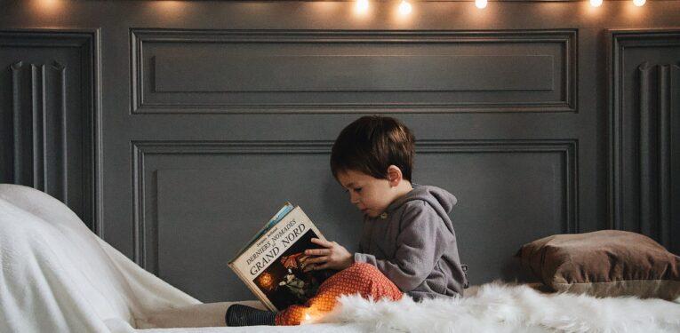 Lette bøger giver selvtillid til børn